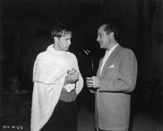 Marlon Brando, Tennessee Williams