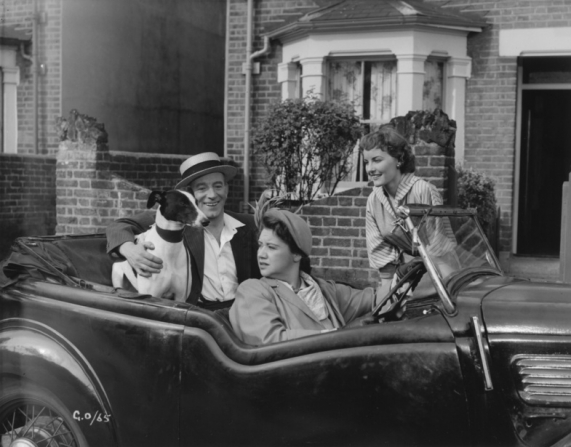 Wilfred Pickles, Petula Clark, Megs Jenkins