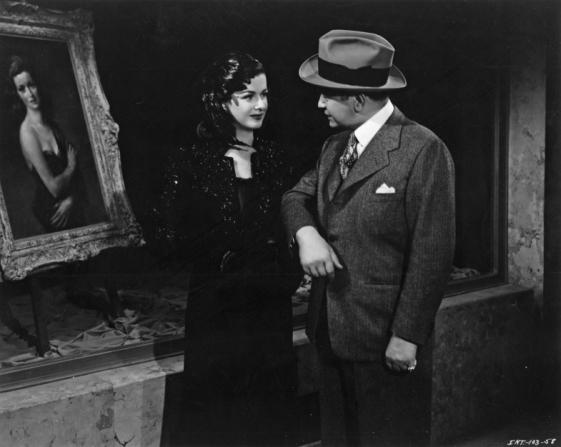 Edward G. Robinson, Joan Bennett