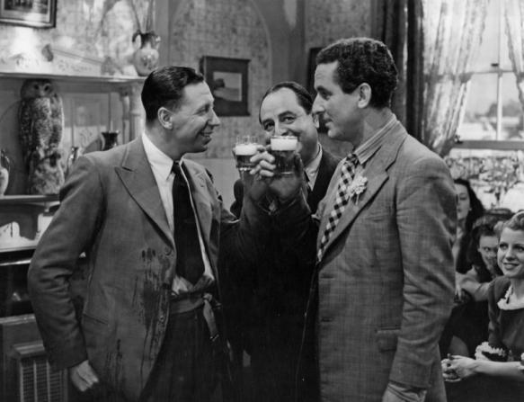 George Formby, Gaston Palmer, Jack Daly