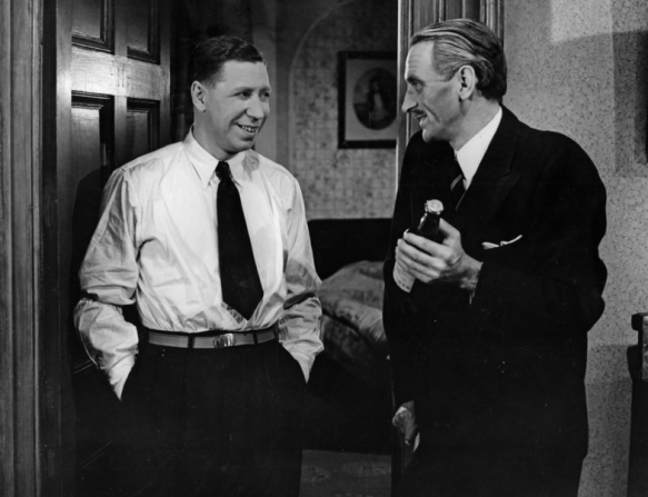 George Formby, Carl Jaffe