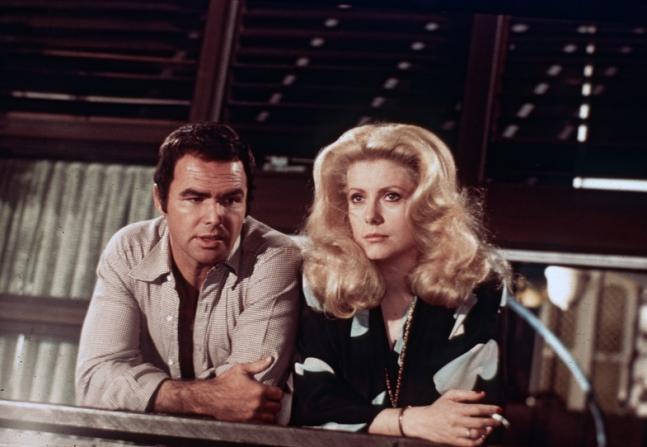 Burt Reynolds, Catherine Deneuve