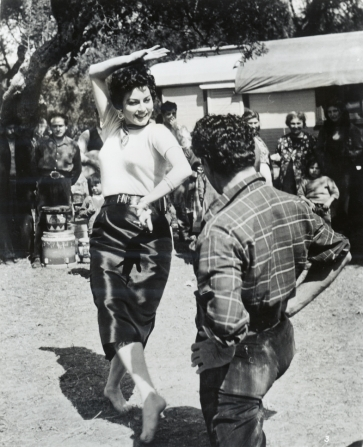 Ava Gardner, Rossano Brazzi