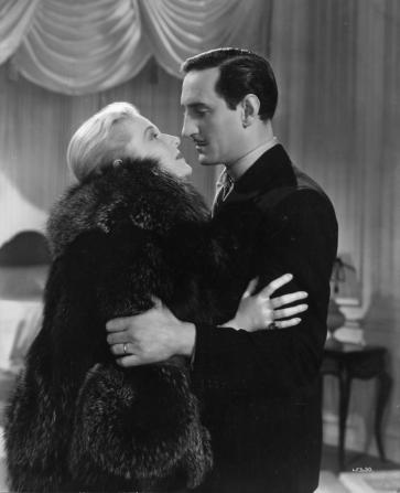 Basil Rathbone, Ann Harding