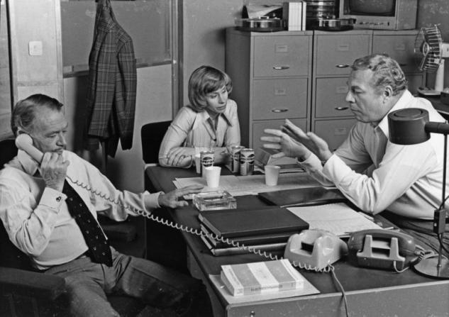 George Kennedy, John Mills, Rita Tushingham