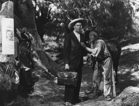 J. Carrol Naish, Henry Fonda