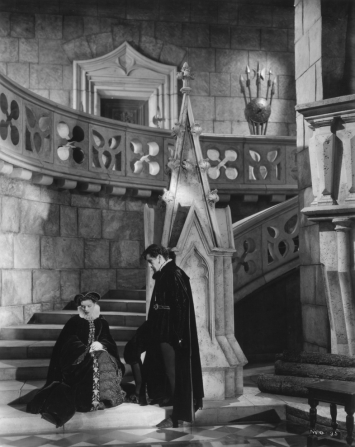 Katharine Hepburn, John Carradine