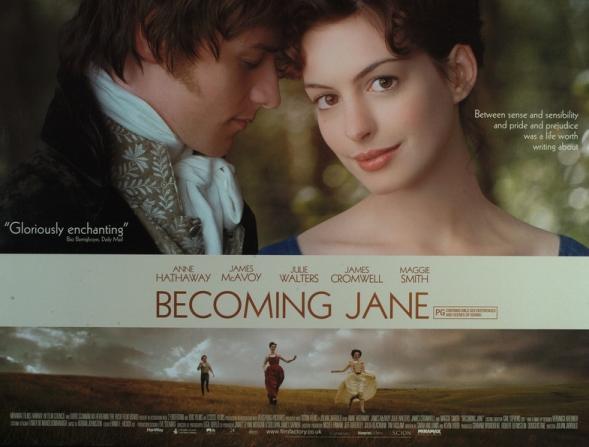 Anne Hathaway, James McAvoy