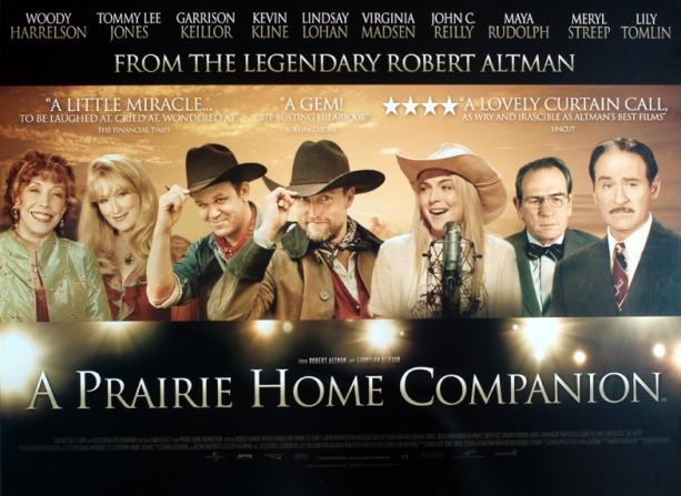 Tommy Lee Jones, Meryl Streep, Lily Tomlin, Lindsay Lohan, Kevin Kline, Woody Harrelson
