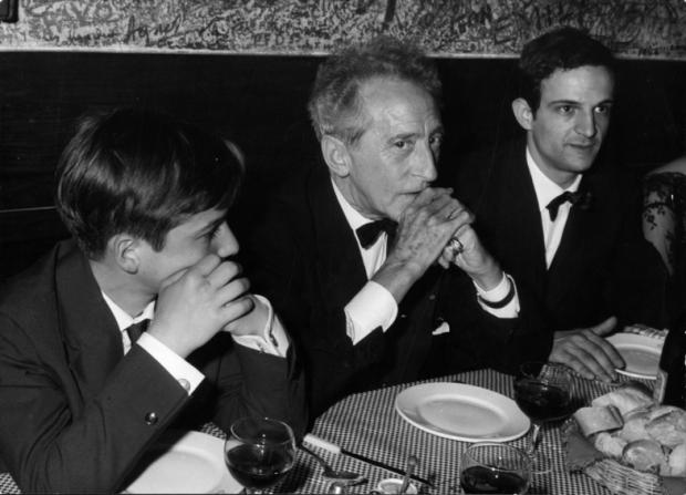 Jean Cocteau, François Truffaut