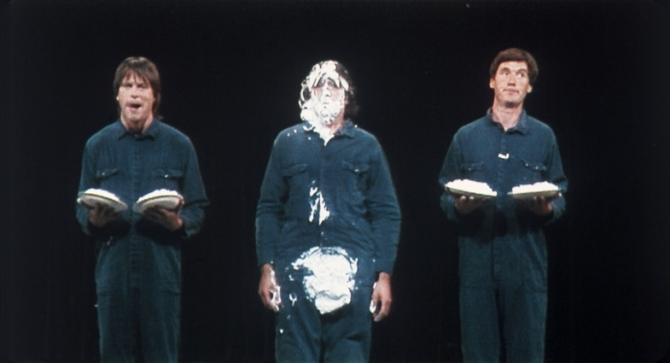 Terry Gilliam, Terry Jones, Michael Palin