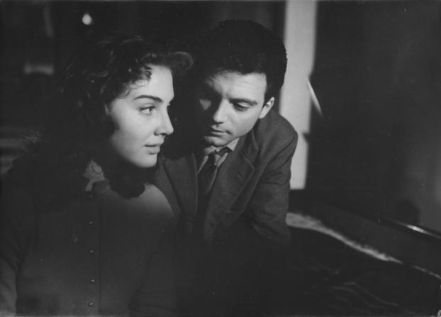 Leonora Ruffo, Franco Interlenghi