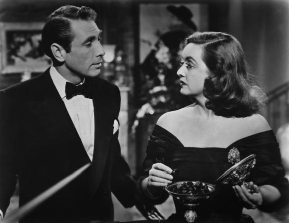 Gary Merrill, Bette Davis