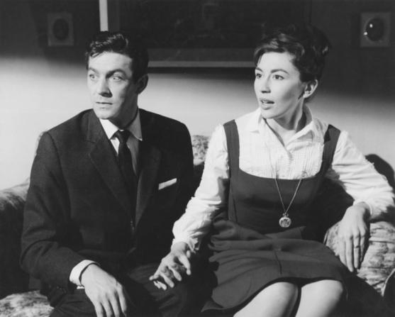 Maurice Kaufmann, Nanette Newman