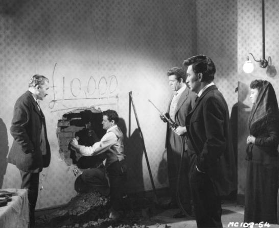 Leonard Sachs, Maurice Good, Peter Wyngarde