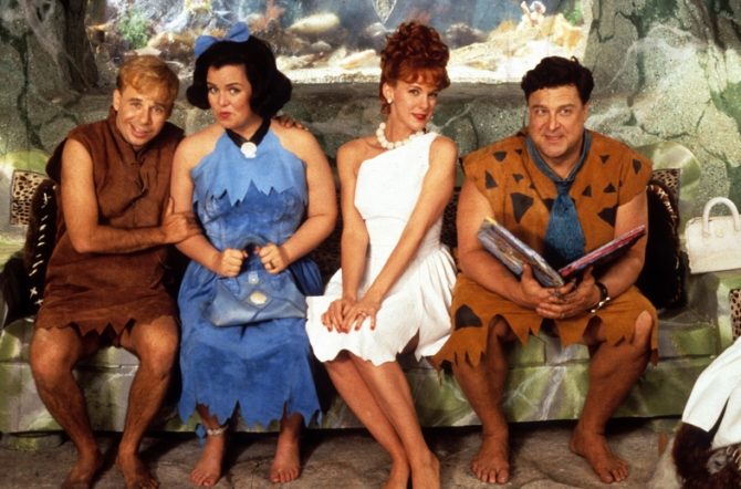 Rick Moranis, Rosie O'donnell, Elizabeth Perkins, John Goodman