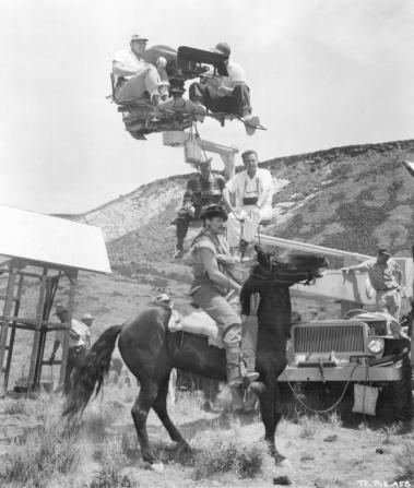 Dick Powell, John Wayne, Joseph La Shelle