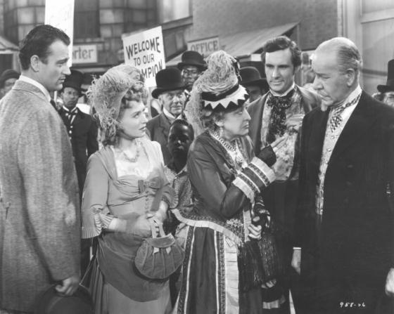 John Wayne, Ona Munson, Ray Middleton, Helen Westley, Henry Stephenson
