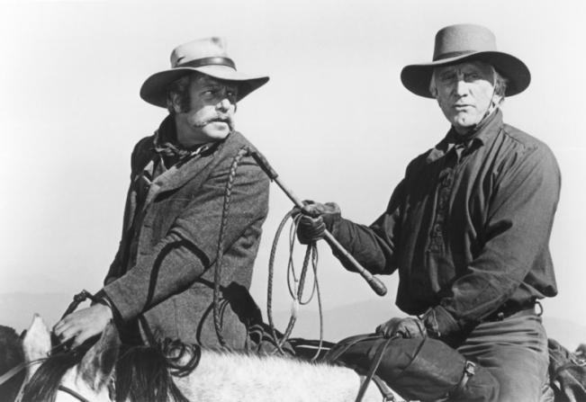 Jack Thompson, Kirk Douglas