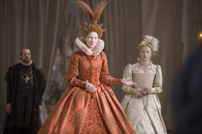 Geoffrey Rush, Cate Blanchett, Abbie Cornish