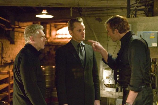 David Cronenberg, Viggo Mortensen, Vincent Cassel