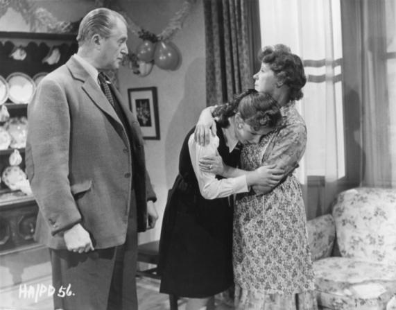Jack Warner, Merrie Carroll, Kathleen Harrison
