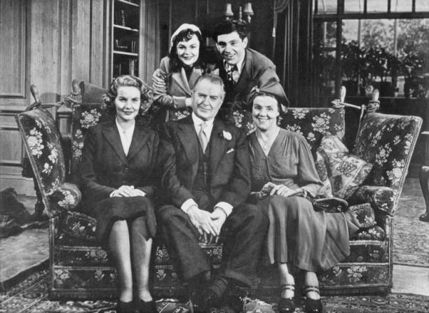 Patricia Cutts, Norah Gaussen, Jack Warner, Anthony Newley, Marjorie Rhodes