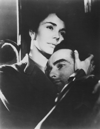 Jennifer Jones, Montgomery Clift