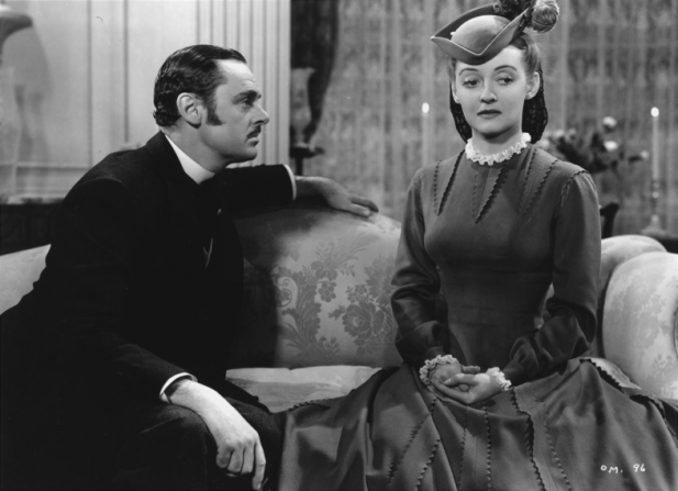 George Brent, Bette Davis