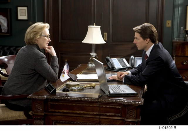 Meryl Streep, Tom Cruise
