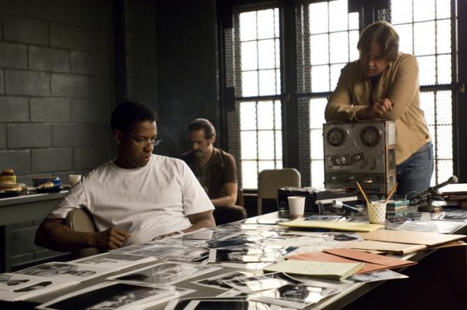 Denzel Washington, Russell Crowe