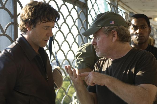Russell Crowe, Ridley Scott