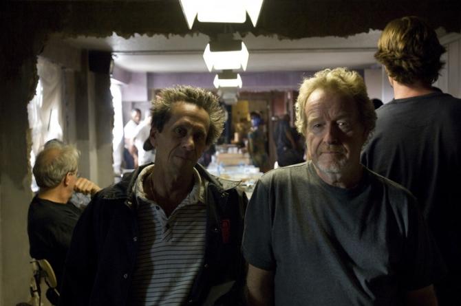 Brian Grazer, Ridley Scott