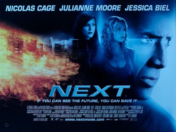 Nicolas Cage, Julianne Moore, Jessica Biel