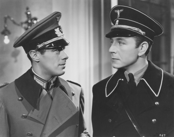 Rex Harrison, Paul Henreid
