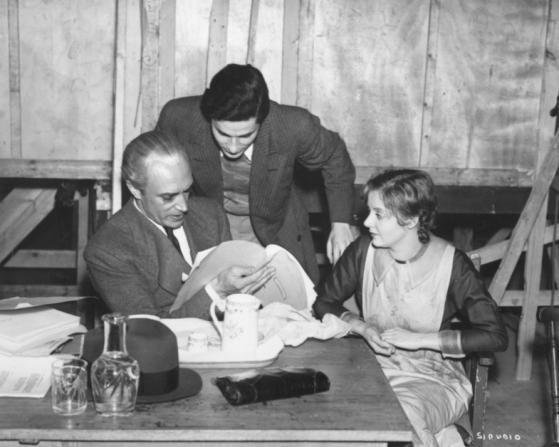 Conrad Veidt, Peter Viertel, René Ray