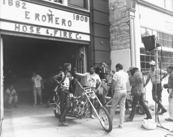 Peter Fonda, Dennis Hopper