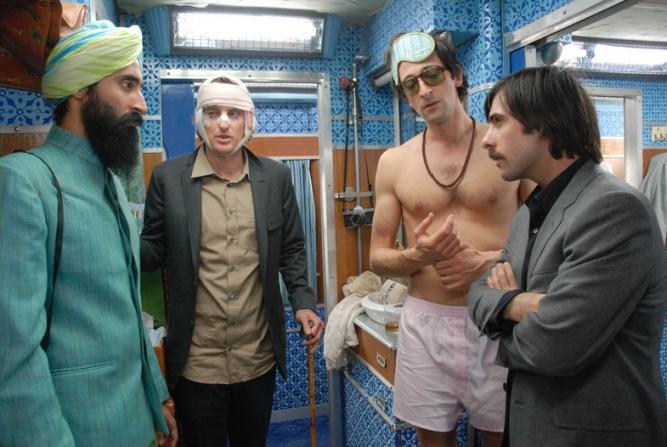 Jason Schwartzman, Adrien Brody, Owen Wilson