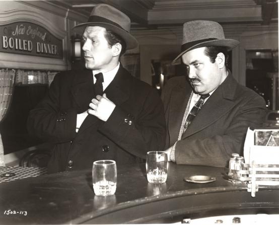 Burt Lancaster, William Conrad