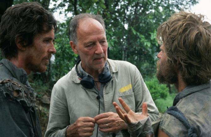 Christian Bale, Werner Herzog