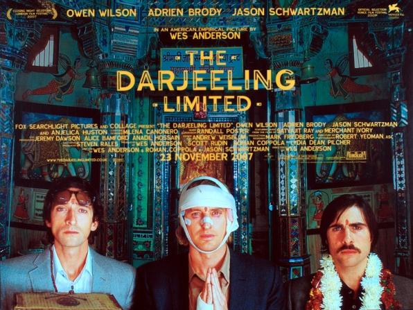 Owen Wilson, Adrien Brody, Jason Schwartzman