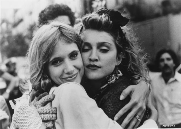 Patricia Arquette, Madonna