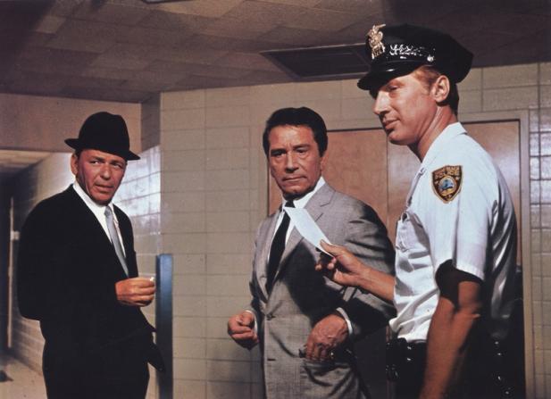 Frank Sinatra, Richard Conte