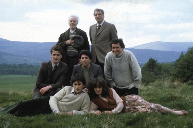 Fulton Mackay, Burt Lancaster, Peter Capaldi, Peter Riegert, Denis Lawson, Jennifer Black