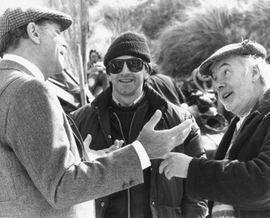 Burt Lancaster, Bill Forsyth, Fulton Mackay