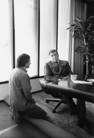 Bill Forsyth, Burt Lancaster