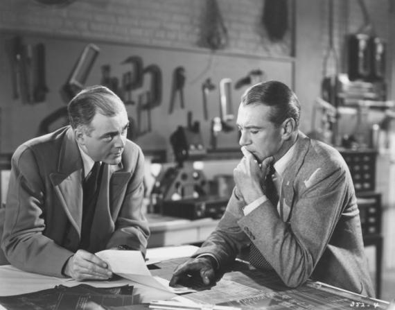 James Flavin, Gary Cooper