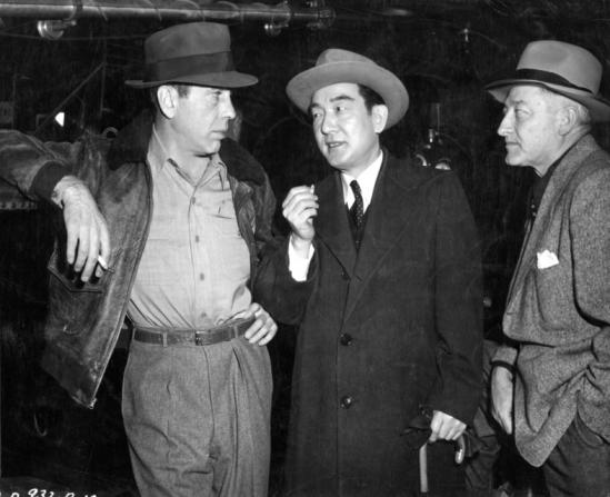 Humphrey Bogart, Sessue Hayakawa, Stuart Heisler