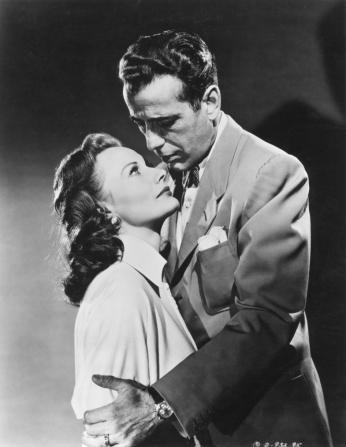 Florence Marly, Humphrey Bogart
