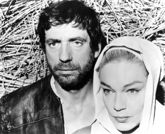 Yves Montand, Simone Signoret